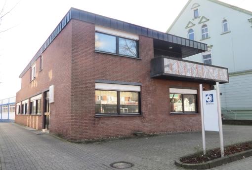 Chronik - Ehemaliges Gebäude der reintjes printmedien